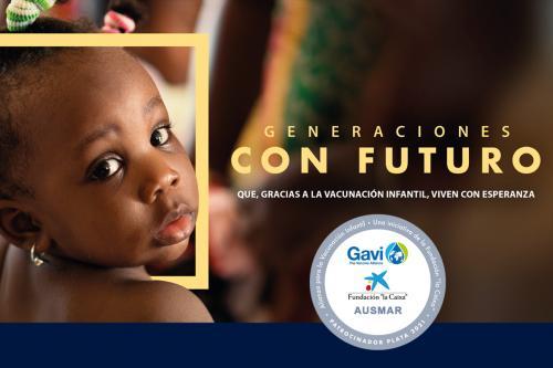 Ausmar con la Alianza para la Vacunación GAVI